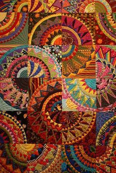 New York Beauty quilt - Tweetle Dee Design Co.: Springville Museum of Art Quilt Show
