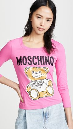 895d5fea6 8 Best Moschino bear images in 2019