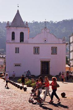 Igreja de Santa Luzia - Angra dos Reis - RJ - Brasil