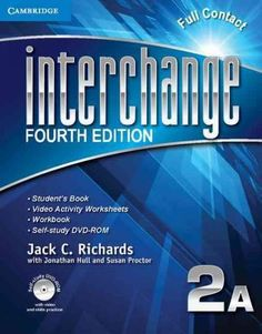 Pdfmp3 cambridge interchange 2 student book 4th edition with interchange level 2 full contact a self study cd rom fandeluxe Gallery