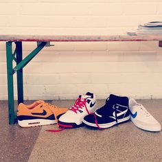 Pump it up. #nike #urbanoutfitters