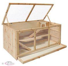 Afbeeldingsresultaat voor hamsterkooi maken