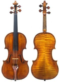 Carlo #Bergonzi (1683-1747) - #Violin (1739)