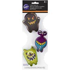 Wilton 3-Piece Monster Halloween Cookie Cutter Set Wilton https://www.amazon.com/dp/B01GUHG1WW/ref=cm_sw_r_pi_dp_x_03itybQNPZBYQ