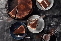 Baileys-Torte - Rezepte | fooby.ch Baileys Torte, Le Cacao, Valeur Nutritive, Soul Food, Sweet Recipes, Oreo, Food And Drink, Sweets, Desserts