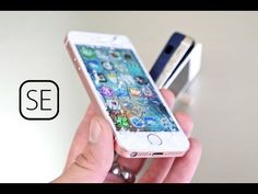 iPhone SE: top 15 features - YouTube