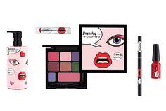 Review shu's yazbukey makeup collection & win! @davelackey
