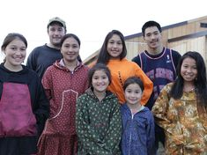 Meet Life Below Zero's Big Eskimo Family