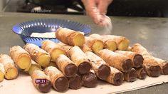 Comerciante participa do quadro 'Tem que ir na Ana Maria' e dá a receita do tradicional doce italiano