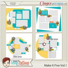 Make It Five Vol.1