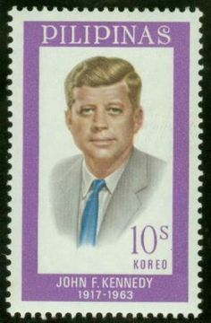 1965, May 29.  U.S. President John F. Kennedy Memorial 10s - Singles, Sheets of 50