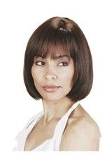 Vogue Straight 10 Inch #7A Layered Capless Wig