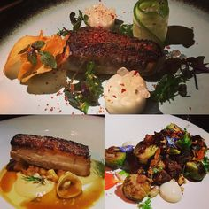 Quite an epic dinner last night with lovely combination of flavours #fusion will definitely go back.