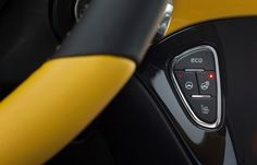 Control it on your steering wheel! Here is some more info: http://www.opel.com/microsite/adam/#/country
