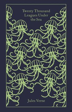 Penguin Books 20000 Leagues Under the Sea by Jules Verne