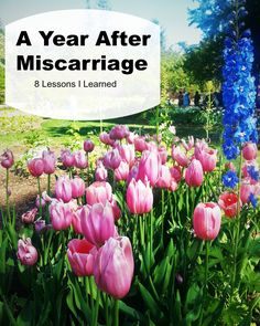 A Year After Miscarriage  #miscarriage #pcos #loss #grief