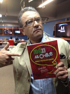 El buen Jairo Calixto les dice ¡Déjese ahí! con su México al Chile en mano