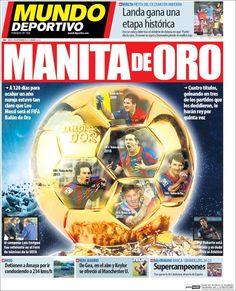 Portada Mundo Deportivo 3/09/2015
