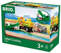 Brio Safari Crossing Train Set Brio…