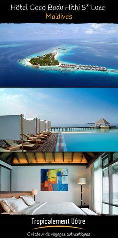Hôtel Coco Bodu Hithi 5* Luxe Maldives