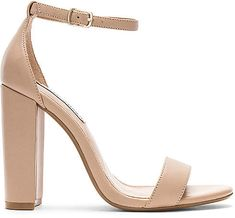 bf9e2dfd88b Shop for Steve Madden Carrson Sandal in Blush Leather at REVOLVE.
