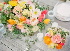 pink poppy flower wedding - Google Search