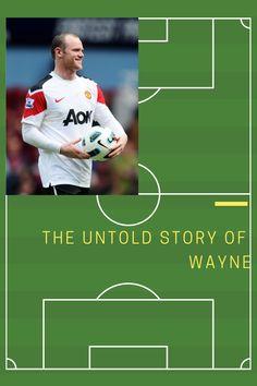 here is the story of living legend Wayne Rooney Wayne Rooney, Living Legends, Ronaldo, Digital Marketing, Barcelona, Football, Shrek, News, Porto