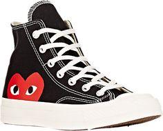 3411110e4d89 Comme des Garçons PLAY Women s Chuck Taylor 1970s High-Top Sneakers -  Sneakers - Barneys
