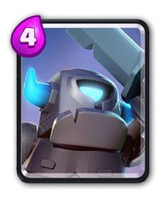 Clash Royale Mini Pekka
