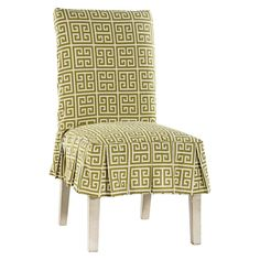 Dining Room Chair Cover Roman Key