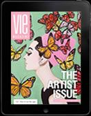 VIE® Magazine | Stories with Heart & Soul : Online Magazine. Check out article on my art on page 99!