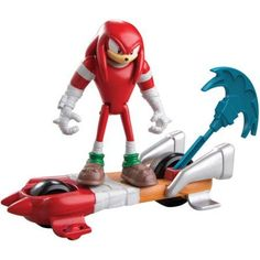 Tomy 3 inch Feature Figure, Knuckles