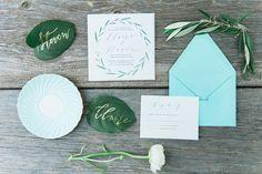 French wedding inspiration - stationery/wedding invitations