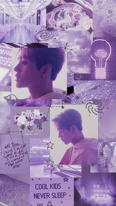 Lucas (NCT) ~ Lockscreen (Aesthetic) Twitter @lkofkpop /Sra Park