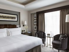 Bedroom Photos, One Bedroom, Bedroom Ideas, Bedroom Decor, Beaumont Hotel, Cotton House, Site Restaurant, Best Boutique Hotels, Beautiful Hotels