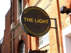 The Light Bar, Shoreditch, London. Great spot away from the tourists. Bar Lighting, Zen, London, Travel, Viajes, Destinations, Traveling, Trips, London England