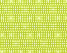 Feiner Popeline-Patchworkstoff SQUARED ELEMENTS, Quadrat-Optik, limette-gebrochenes weiß