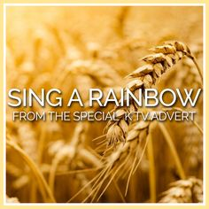 """Preview, buy and download songs from the album Sing a Rainbow (From the """"Kellogg's Special K - Sing a Rainbow"""" TV Advert) [Acoustic Version] - Single including """"Sing a Rainbow (From the """"Kellogg's Special K - Sing a Rainbow"""" TV Advert) [Acoustic Version]"""". Buy the album for £0.79. Songs start at £0.79."""