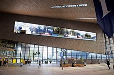 New Central Station Rotterdam