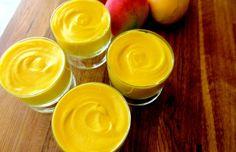 Mango mousse - Mytaste.com