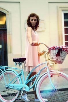 Charlize-mystery wearing dress by Sylwia Majdan