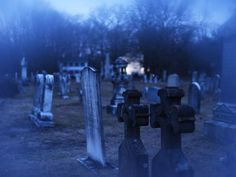 Union Cemetery is known as one of the most haunted burial grounds in the United States and plays host to a bevy of spirits—including the famed White Lady.