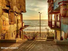Playas de Tijuana.