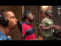 ▶ Naturally 7 recording studio session - date and song unknown - YouTube