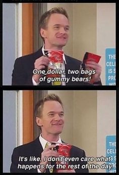 NPH.. I love you.