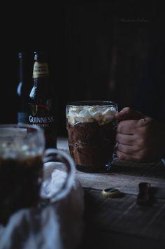 Revelando Sabores: Mug cake de cerveza Guinness
