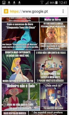 Disney irônico