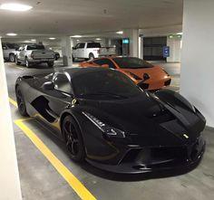 Batman's next Batmobile Ferrari LaFerrari Fancy Cars, Cool Cars, My Dream Car, Dream Cars, Lamborghini Cars, Ferrari Laferrari, Top Luxury Cars, Lux Cars, Pretty Cars
