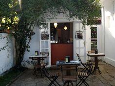 Decoração de um Café em Tiradentes - MG