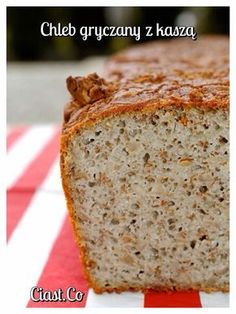 Gluten Free Cakes, Gluten Free Recipes, Bread Recipes, Cooking Recipes, Bulgarian Recipes, Banana Bread, Clean Eating, Good Food, Food And Drink